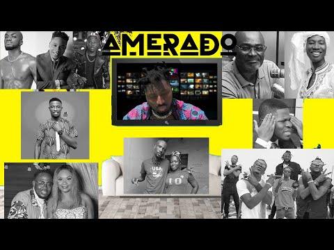 Amerado - Yeete Nsem (Episode 3) Ft. Mr Drew, Rotimi, SM Militants, Kwaku Manu, Sammy Gyamfi, Praye Mp3 Audio Download