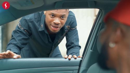 Broda Shaggi Teaches Poco Lee How To Drive (Comedy Video) Mp4 Download