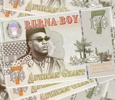 Burna Boy - Pull Up Mp3 Audio Download