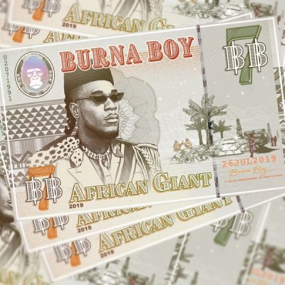 Burna Boy - Pull Up Mp3 Audio Download
