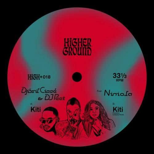 Djibril Cisse & DJ Peet - Kiti Ft. Niniola Mp3 Audio Download