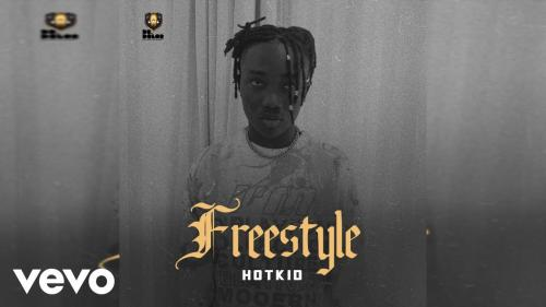 Hotkid - Mercy (Freestyle) Mp3 Audio Download