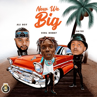 King Bobby - Now We Big Ft. Emtee, Ali Boy Mp3 Audio Download