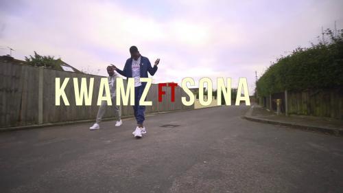 Kwamz Ft. Sona - Again (Audio + Video) Mp3 Mp4 Download