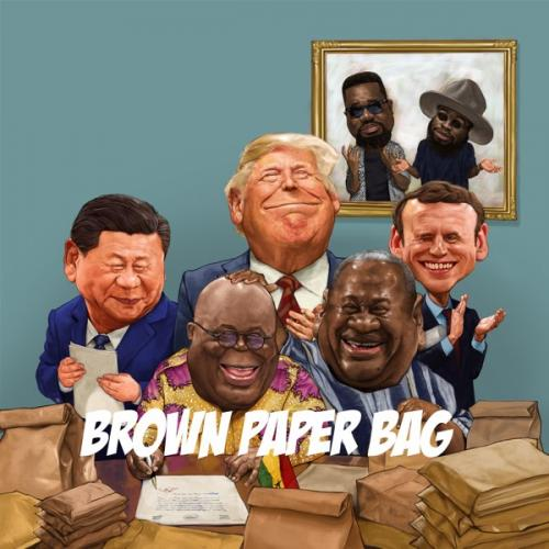 Sarkodie - Brown Paper Bag Ft. M.anifest Mp3 Audio Download