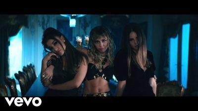 VIDEO: Ariana Grande, Miley Cyrus, Lana Del Rey - Don