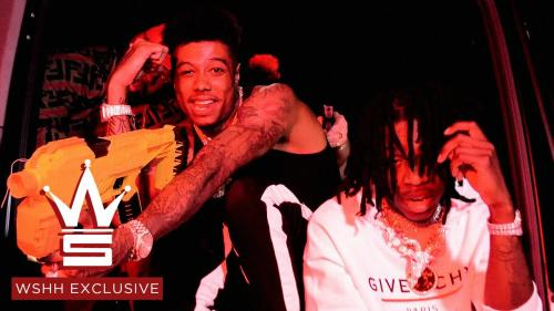 VIDEO: Blueface - Murder Rate Ft. Polo G Mp4 Download