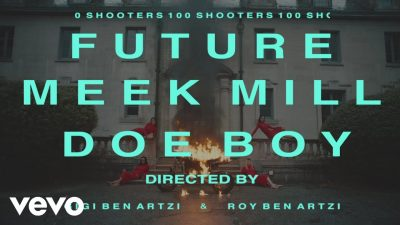 VIDEO: Future - 100 Shooters Ft. Meek Mill, Doe Boy Mp4 Download