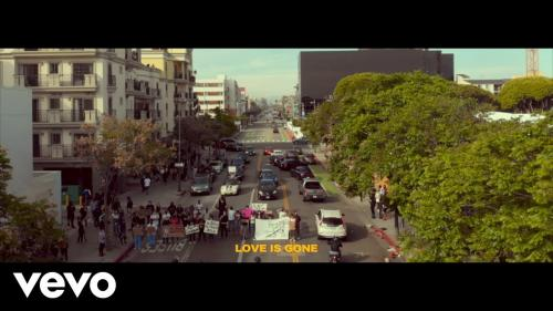 VIDEO: G-Eazy - Love Is Gone Ft. Drew Love, JAHMED Mp4 Download