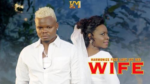 VIDEO: Harmonize Ft. Lady JayDee - Wife Mp4 Download