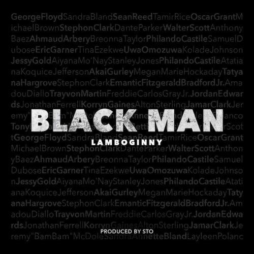 VIDEO: Lamboginny - Black Man Mp4 Download