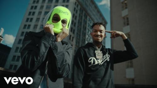 VIDEO: Lil Poppa - Bankrolls & Groupie Hoes Ft. Stunna 4 Vegas Mp4 Download