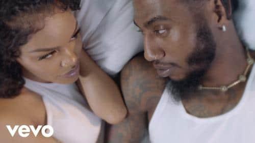 VIDEO: Teyana Taylor - Wake Up Love ft. IMAN Mp4 Download