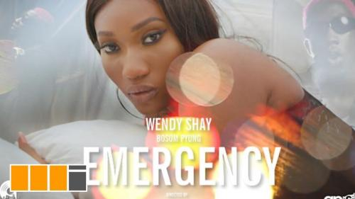 VIDEO: Wendy Shay Ft. Bosom P-Yung - Emergency Mp4 Download
