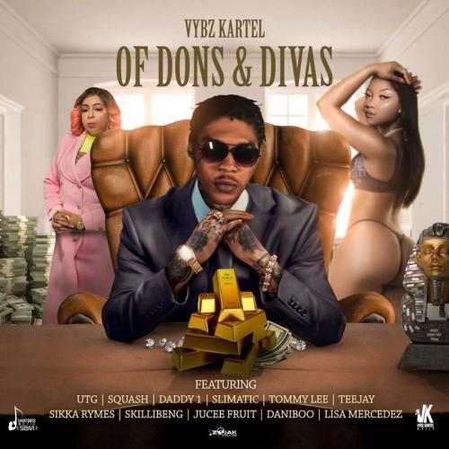 Vybz Kartel - Dons & Divas Ft. Danii Boo Mp3 Audio Download