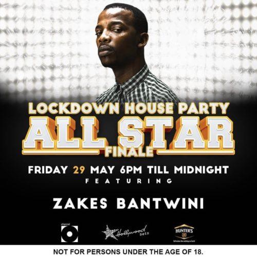 Zakes Bantwini - Lockdown House Party Mix Mp3 Audio Download