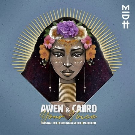 Caiiro & Awen - Your Voice Mp3 Audio Download