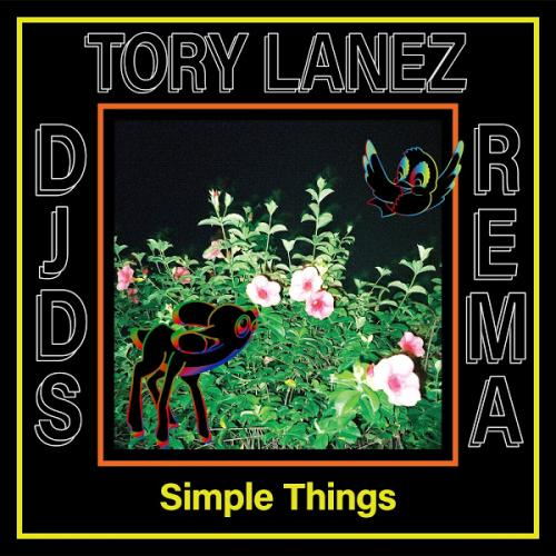 DJDS - Simple Things Ft. Tory Lanez, Rema Mp3 Audio Download