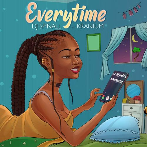 DJ Spinall - Everytime Ft. Kranium Mp3 Audio Download
