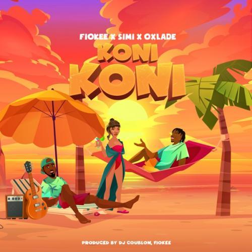 Fiokee - Koni Koni Ft. Simi, Oxlade Mp3 Audio Download