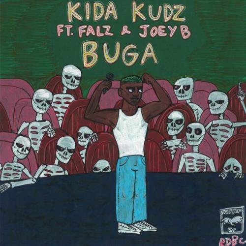 Kida Kudz - Buga Ft. Falz, Joey B Mp3 Audio Download