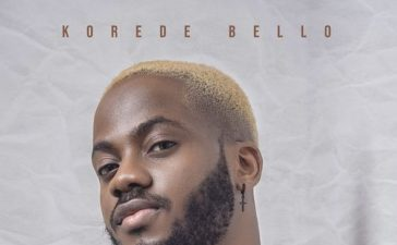 Korede Bello - Table For Two Mp3 Audio Download