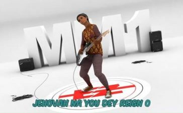 Mercy Chinwo - Na You Dey Reign (Animation Lyrics Video) Mp4 Download