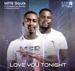 Mfr Souls - Afrika Ft. Kabza De Small Mp3 Audio Download