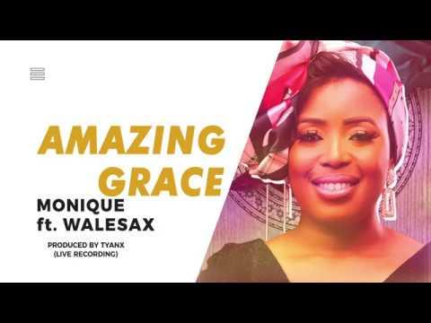 MoniQue - Amazing Grace Ft. Wale Sax Mp3 Audio Download