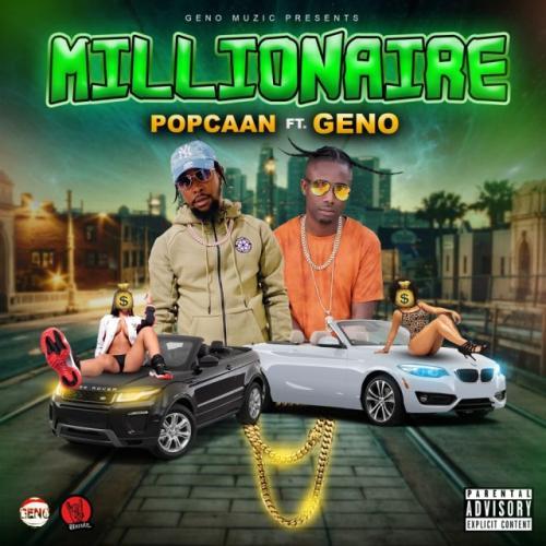 Popcaan - Millionaire Ft. Geno Mp3 Audio Download