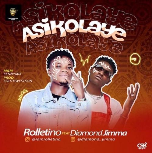 Rolletino Ft. Diamond Jimma - Asikolaye Mp3 Audio Download