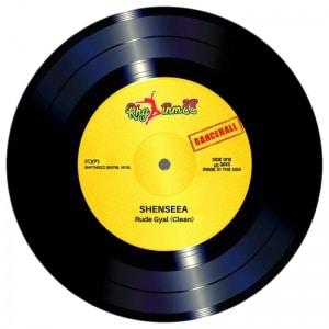Shenseea - Rude Gyal Mp3 Audio Download