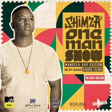 Shimza - Mandela Day Mix 2020 (One Man Show) Mp3 Audio Download
