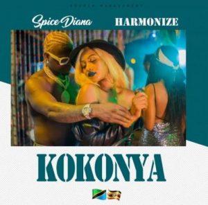 Spice Diana Ft. Harmonize - Kokonya Mp3 Audio Download