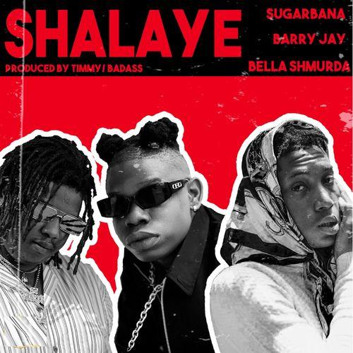 Sugarbana - Shalaye Ft. Barry Jhay, Bella Shmurda Mp3 Audio Download
