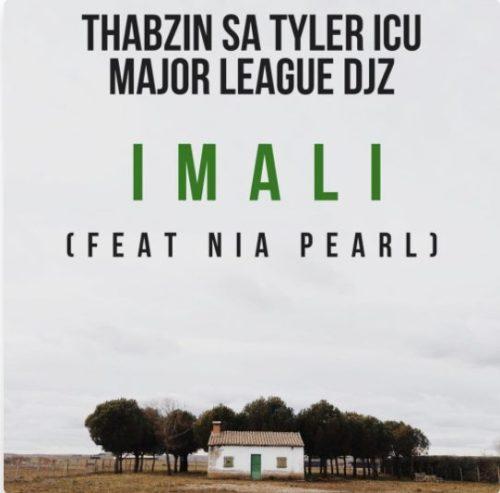 Thabzin SA, Tyler ICU & Major League - Imali Ft. Nia Pearl Mp3 Audio Download