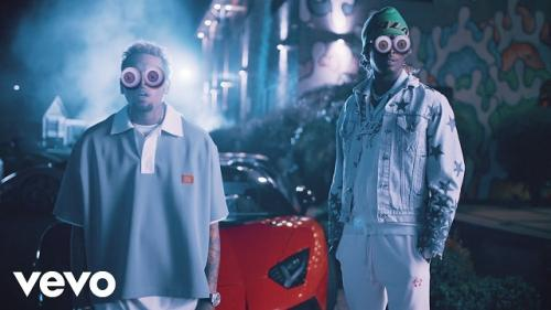 VIDEO: Chris Brown, Young Thug - Go Crazy Mp4 Download