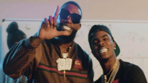 VIDEO: Foogiano - Ballin' On A Bitch Ft. Gucci Mane Mp4 Download