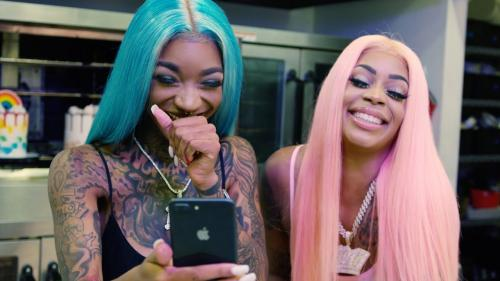 VIDEO: Gucci Mane, So Icy Girlz - Left On Read Mp4 Download