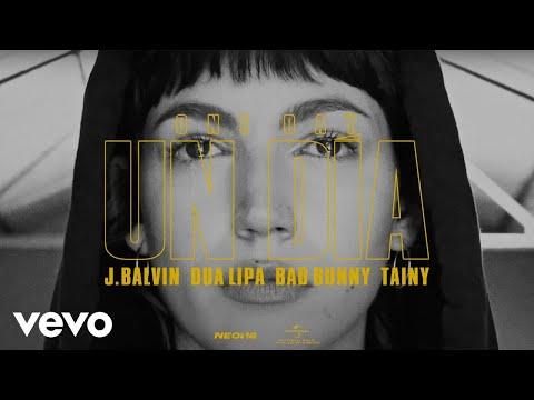 VIDEO: J. Balvin, Dua Lipa, Bad Bunny, Tainy - Un Dia (One Day) Mp4 Download