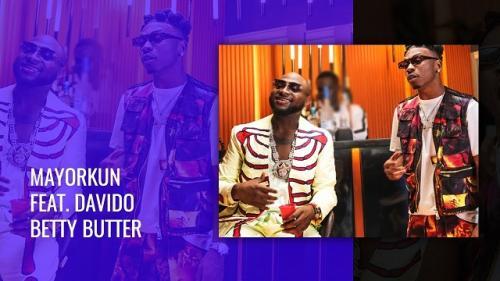 VIDEO: Mayorkun Ft. Davido - Betty Butter Mp4 Download