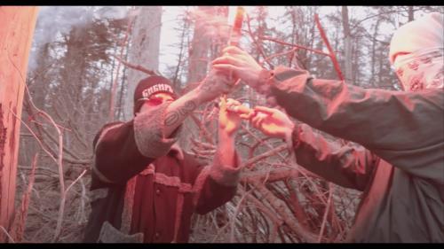 VIDEO: Yung Lean x Bladee - Opium Dreams Mp4 Download