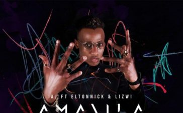 AJ - Amavila Ft. Eltonnick, Lizwi Mp3 Audio Download