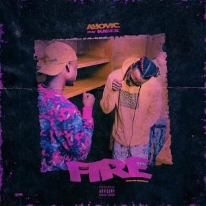 Ayovic Ft. Kabex - Fire Mp3 Audio Download