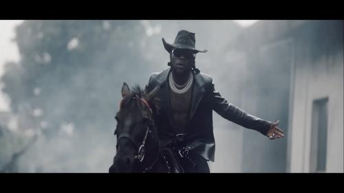video by Burna Boy - Another Story Ft. M.anifest Mp4 Download