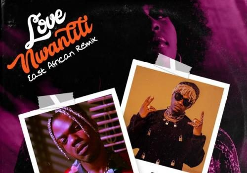 CKay Ft. Rayvanny - Love Nwantiti (East African Remix) Mp3 Audio Download