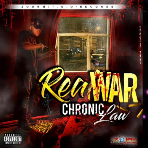 Chronic Law - Real War Mp3 Audio Download