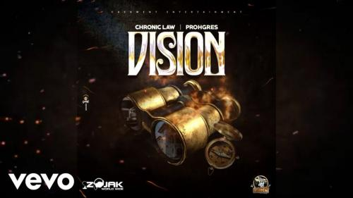 Chronic Law Ft. Prohgres - Vision Mp3 Audio Download