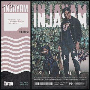 DJ Sliqe - Injayam Ft. Emtee & K.O Mp3 Audio Download