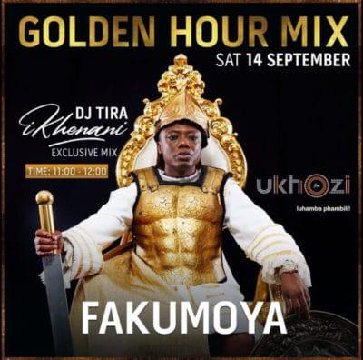 DJ Tira - Ukhozi FM Golden Hour Mix (Mixtape) Mp3 Zip Fast Free Audio Download